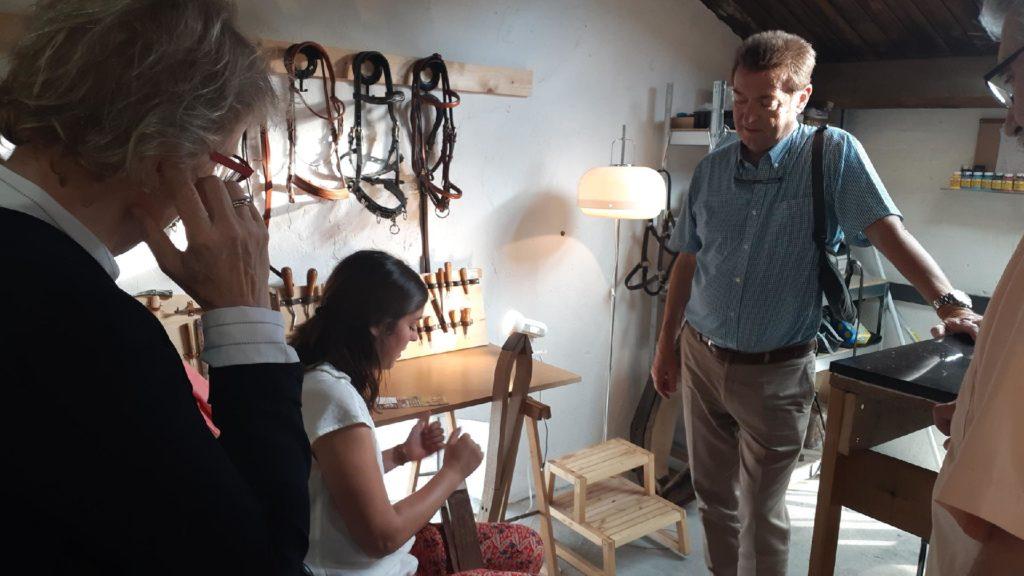 Carole Valy - Portes ouvertes à l'atelier