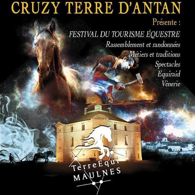 Cruzy, festival du tourisme équestre
