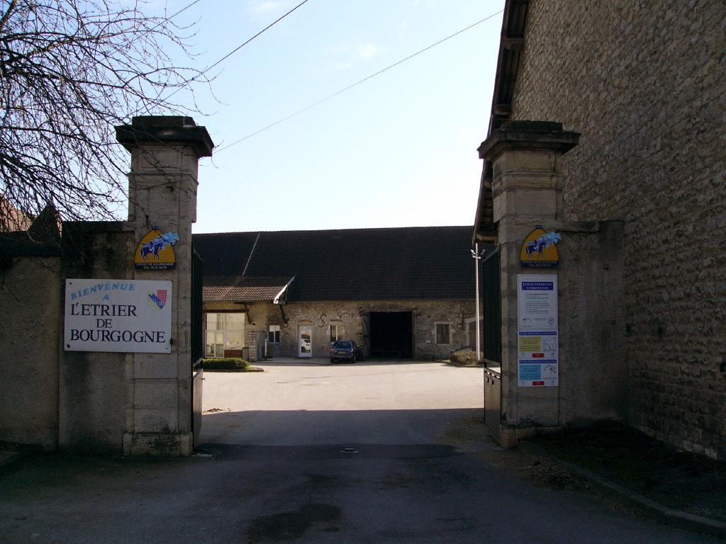 Etrier de Bourgogne