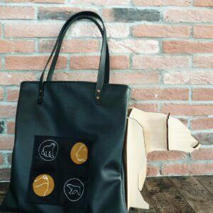 Tote Bag Pompon